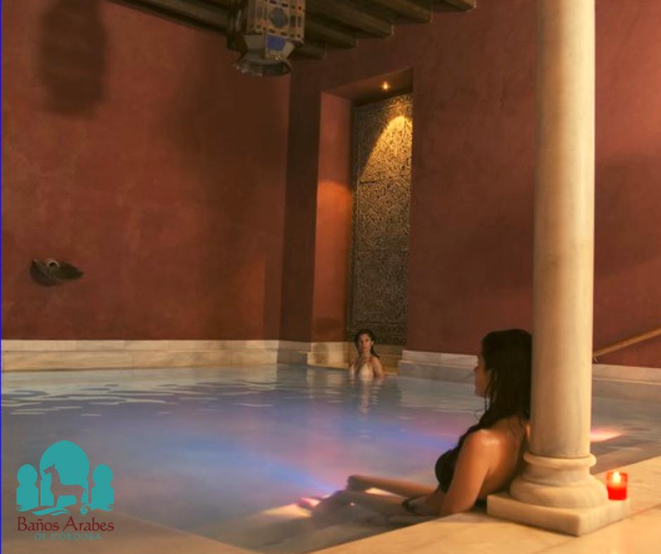 Relax en los Baños Árabes de Córdoba