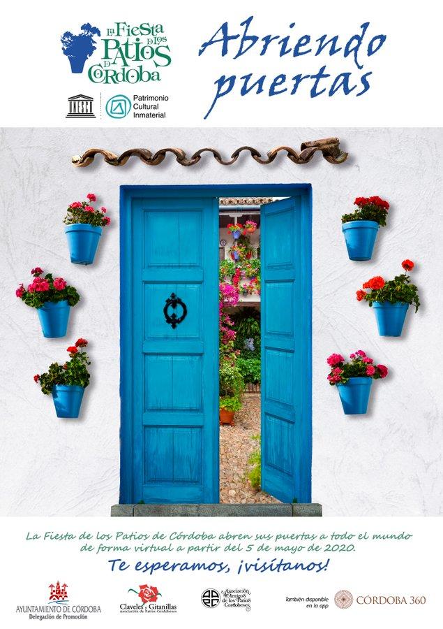 Abriendo puertas: Patios de Córdoba 2020